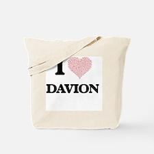 Unique Davion Tote Bag