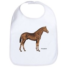 Thoroughbred Horse Bib