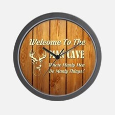 WELCOME TO THE... Wall Clock