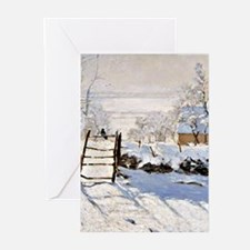Cute Monet Greeting Cards (Pk of 10)