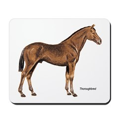 Thoroughbred Horse Mousepad