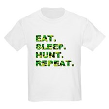 EAT. SLEEP. HUNT... T-Shirt