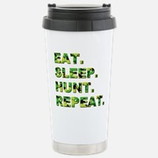 EAT. SLEEP. HUNT... Travel Mug