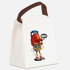Cool Digitalart Canvas Lunch Bag