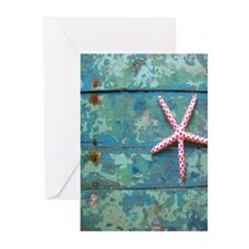 Cute Nautical Greeting Cards (Pk of 10)