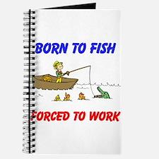 BORN TO FISH Journal