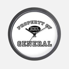 Property of a General Wall Clock