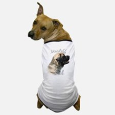 Mastiff(fluff)Dad2 Dog T-Shirt