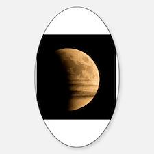 Lunar eclipse Decal