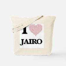Funny Jairo Tote Bag