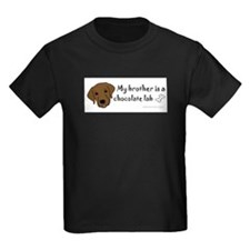 Funny Kids labrador T
