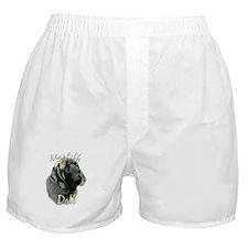 Mastiff(pup)Dad2 Boxer Shorts