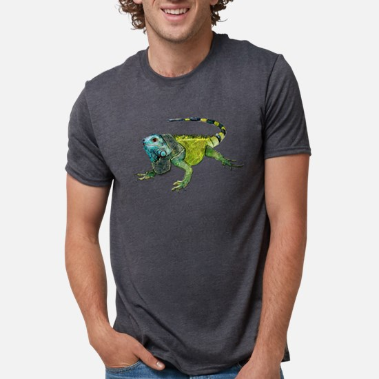 Gorgeous Green Iguana T-Shirt