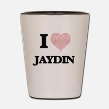Funny Jaydin Shot Glass