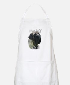 Mastiff(brindle)Dad2 BBQ Apron