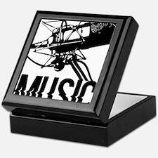 Unique Recording studio Keepsake Box