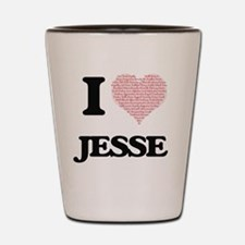 Funny Jesse Shot Glass