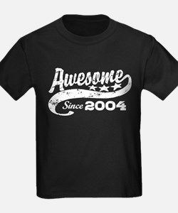 Awesome Since 2004 T