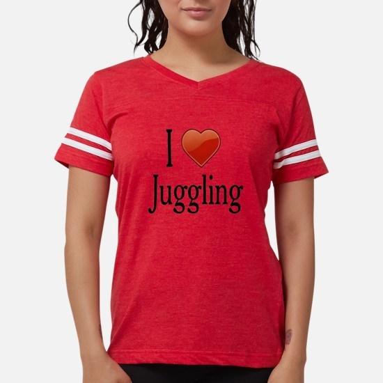 I Love Juggling T-Shirt