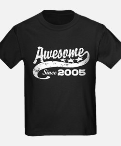 Awesome Since 2005 T