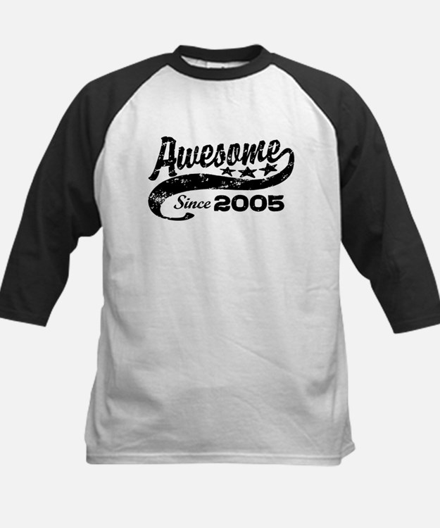 Awesome Since 2005 Tee