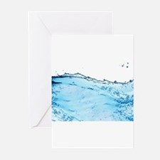 Cute Water Greeting Cards (Pk of 10)