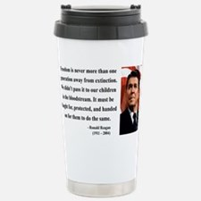 Unique Right wing Travel Mug