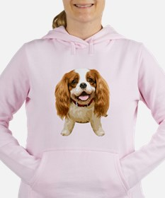 Unique King charles Women's Hooded Sweatshirt