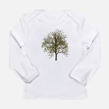 Unique Tree hugger Long Sleeve Infant T-Shirt