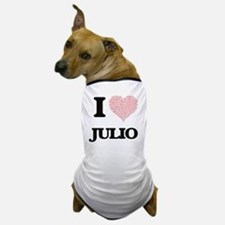 Cute Julio Dog T-Shirt