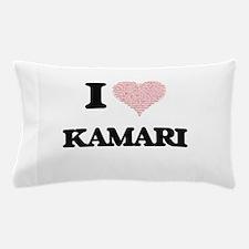 I Love Kamari (Heart Made from Love wo Pillow Case