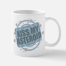 Kiss My Asteroid Mugs