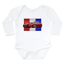 Unique Editions Long Sleeve Infant Bodysuit