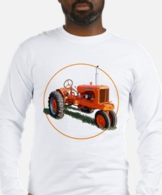 Cool Chalmers grandpa agriculture Long Sleeve T-Shirt