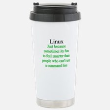 Unique Computers Thermos Mug
