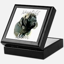 Mastiff(pup)Mom2 Keepsake Box