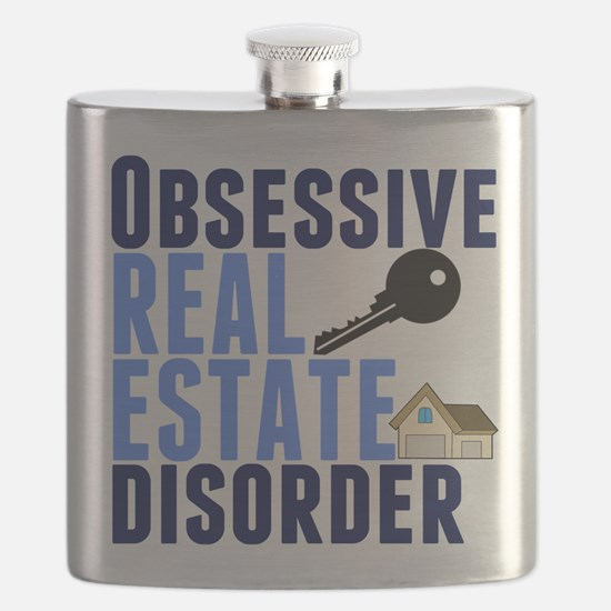 Funny Real Estate Flask