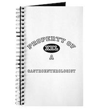 Property of a Gastroenterologist Journal