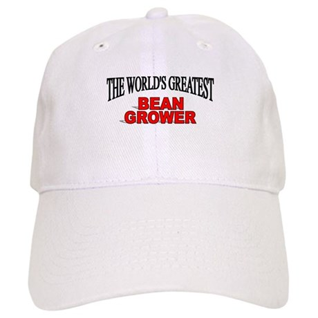 """The World's Greatest Bean Grower"" Cap"
