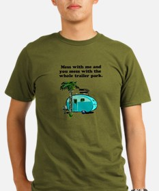Cool Trailer T-Shirt