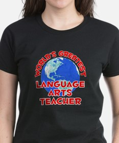 Cute Language arts Tee