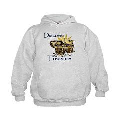 Discover the Treasure Hoodie
