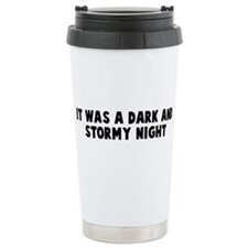 Unique Quips Travel Mug
