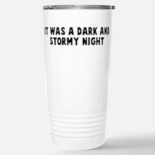 Funny Quips Travel Mug