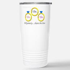 Funny Polyamory Travel Mug