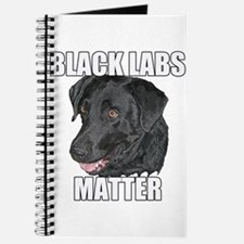 Black Labs Matter Two Journal