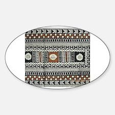 Unique Fiji design Stickers