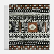 Cool African Tile Coaster