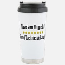 Cute Sound technician Travel Mug