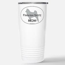 Cute Finnish spitz Travel Mug